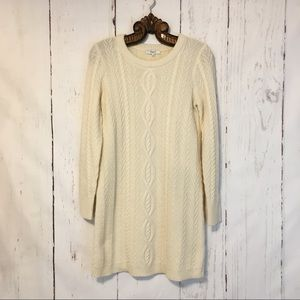 Madewell Sweater Dress